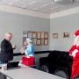 В колледже прошла акция «Дед Мороз пришёл всерьёз!»