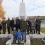 На родине В.М. Шемарова увековечили память героя