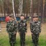 военно-спортивные сборы «Во славу Отечества»