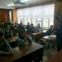 Встреча студентов колледжа с ветераном боевых действий С.Э.Дубко
