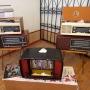 Выставка старинных радиоприемников