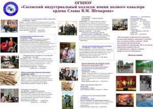 Специальности 2016-2017